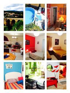 Bright Cottage with Internet Access and Grill in Proenca-a-Nova - Proenca-a-Nova vacation rentals