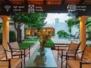 Colonial-era retreat in heart of vibrant Mérida. - Merida vacation rentals