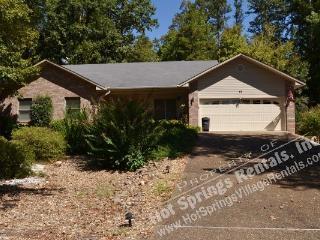 40AlicWy | Lake Pinda Area | Home | Sleeps 4 - Hot Springs Village vacation rentals