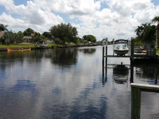 Cozy Waterfront/Private Pool Home-Great location! - Port Charlotte vacation rentals