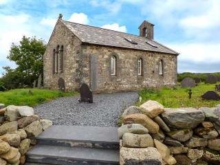 EGLWYS ST CYNFIL, church conversion near coast, character, quality, 1 acre - Pwllheli vacation rentals