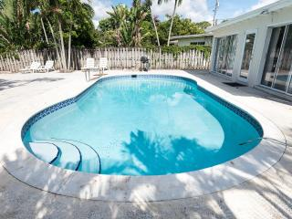Newly Renovated Waterfront furnished Property with Pool - Fort Lauderdale vacation rentals
