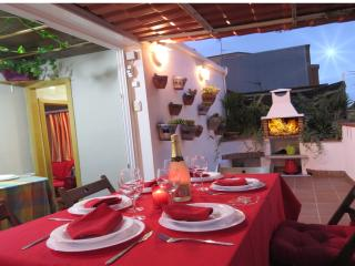 Attic with terrace and barbecue, Park Guell - Barcelona Province vacation rentals