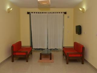 Ruby Residency Residential & Resorts 2bedroom Apt - Pololem vacation rentals