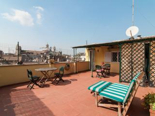 Apartment with terrace - Rome vacation rentals