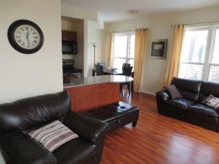 2 Bedroom Furnished Downtown Condo - Hamilton vacation rentals