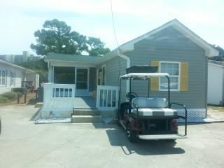 Bright & Beachy w/ Golf Cart! - 181 Oceanside Dr. - Surfside Beach vacation rentals