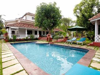 Captain - 4 Bed, PrivatePool, near Vagator - Vagator vacation rentals