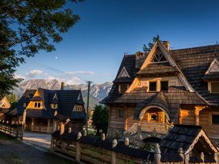 Mountain Residence with SPA - Zakopane vacation rentals