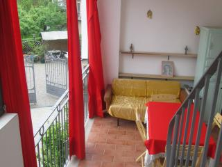 Romantic 1 bedroom Valdieri House with Deck - Valdieri vacation rentals
