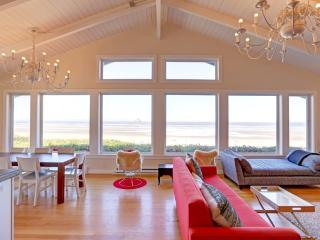 Modern Oceanfront Beach Home -Private Beach Access - Arch Cape vacation rentals