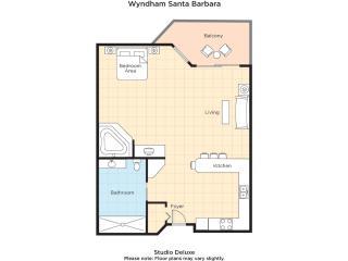 Wyndham Santa Barbara: Studio, Sleeps 4, Kitchen - Pompano Beach vacation rentals