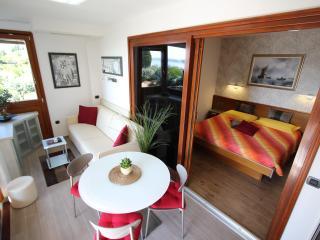 Apartment SILVIA for 3 people - Balcony - Sea View - Portoroz vacation rentals