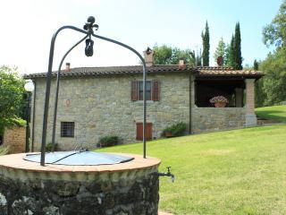 VILLA BACCHE ROSSE Tuscany Casentino - Poppi vacation rentals
