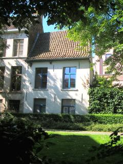 Achterhuis Patershol Ghent Belgium - Ghent vacation rentals