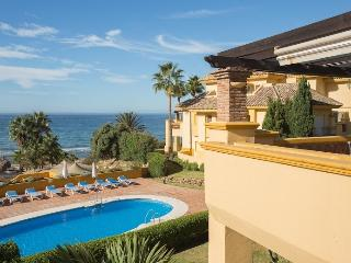 Otium Residences - Redecorated Frontline Beach Apt - Marbella vacation rentals