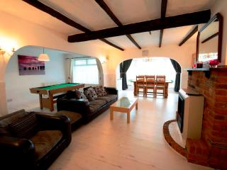 Ideal house for Easter, Family  holidays & celebrations - New Romney vacation rentals