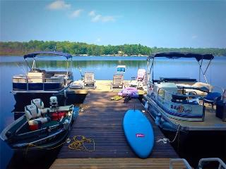 Old Goldruss- Large Family Waterfront Cottage - Arden vacation rentals