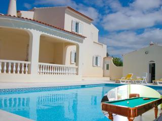 Villa Miguel with private pool and snooker - 003M - Carvoeiro vacation rentals