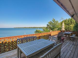 Lakefront property with private hot tub, dock, and views! - South Hero vacation rentals