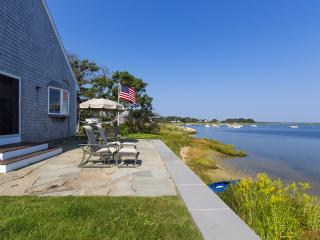 LEONB - Waterfront with Outstanding Views,  Main and Guest House Complex, Swim - Edgartown vacation rentals