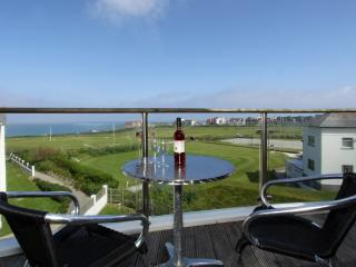 Penthouse 51 Bredon Court located in Newquay, Cornwall - Newquay vacation rentals