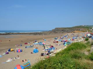 Burn Park Crooklets 4 located in Bude, Cornwall - Bude vacation rentals