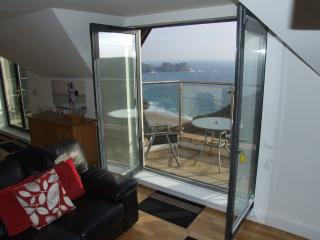 The Penthouse, Porthcurno located in Penzance, Cornwall - Penzance vacation rentals