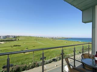 Fistral Penthouse, 52 Zinc located in Newquay, Cornwall - Newquay vacation rentals