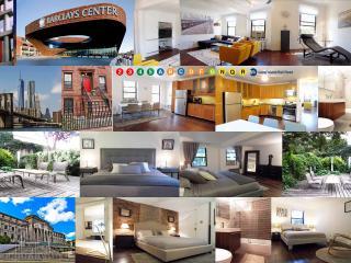 Brooklyn Modern Garden duplex close to everything - Brooklyn vacation rentals