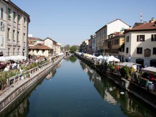 Magolfa - Navigli, cozy & silent apartment - Milan vacation rentals
