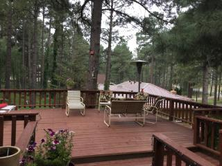 CABIN IN THE MOUNTAINS: beauiful Family place - Ruidoso vacation rentals