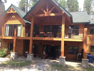 Luxury in the woods - Whitefish vacation rentals