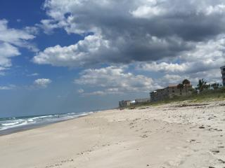 Direct oceanfront condo, 2 bedroom/2bath/1 car gar - Indialantic vacation rentals