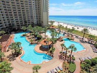 Shores of Panama 608-1BR+Bnk-AVAIL7/31-8/7-RealJOYFunPass*FREETripIns4NEWFallBkgs*CkOurRates- - Panama City Beach vacation rentals