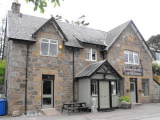 Wayfarer's Rest ... a highland hideaway in Laggan - Laggan vacation rentals