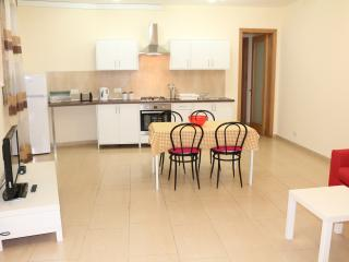 Central Modern 1 Bedroom Wifi & A/C - Bugibba vacation rentals