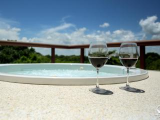 KIN PH7 - Corner Penthouse - TAO Wellness and Spa - Akumal vacation rentals