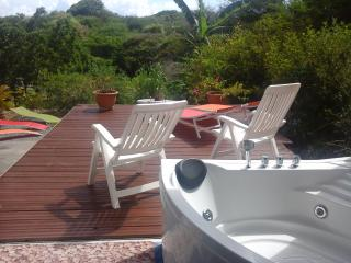 Fabulous villa in Sainte-Anne, Guadeloupe, with 3 bedrooms, Wi-Fi, walking distance from 2 beaches - Sainte Anne vacation rentals