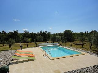 Villa avec piscine au calme sur terrain de 4700 m² - La Verdiere vacation rentals