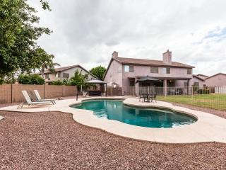 Sunny Arizona heated pool-spa - Peoria- Glendale - Phoenix vacation rentals