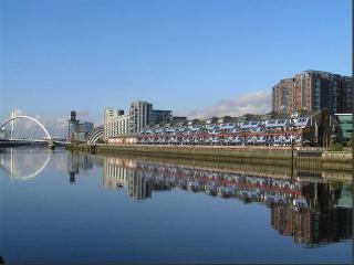 River View Luxury Duplex Penthouse - Glasgow vacation rentals