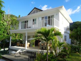 5* Luxury Villa Blanc Beau Vallon beach - Beau Vallon vacation rentals
