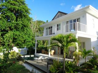 Luxury Villa Blanc Beau Vallon beach - Beau Vallon vacation rentals