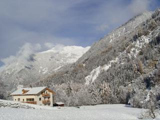 Ski chalet in the Verbier valley (14p) - Versegeres vacation rentals