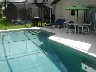 South Facing 4bed - Lake Berkley - Kissimmee vacation rentals