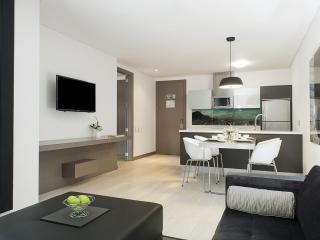Stunning 3 Bedroom Apartment in Parque 93 - Bogota vacation rentals