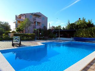 Nice Apartment with A/C and Satellite Or Cable TV in Zaton (Zadar) - Zaton (Zadar) vacation rentals
