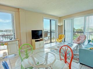 Pirates Bay A201-1BR-AVAIL8/6-8/13 -RealJOY Fun Pass- *BoatSlipsAvail - Fort Walton Beach vacation rentals
