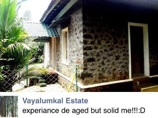100 years old rock build farm house - Kollam vacation rentals